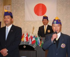 スポンサーは石川正第一副会長