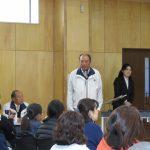石川委員長の挨拶